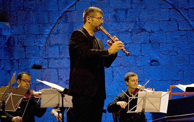 Concierto 'Flauto a Napoli?' en Torrent