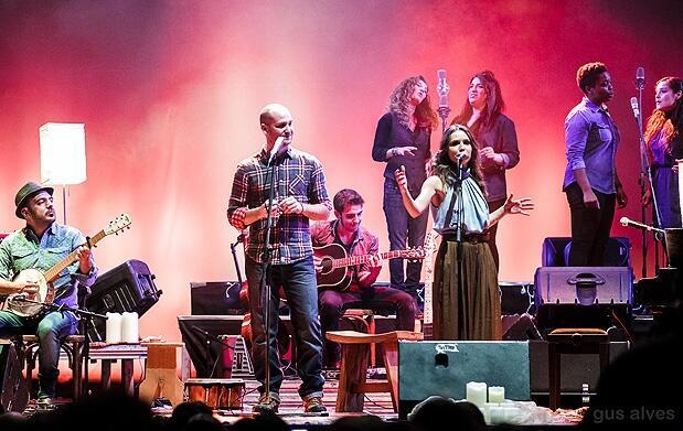 Concierto de ELE en el teatro Flumen