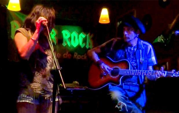 Concierto de Sara Gee & The Ramblers