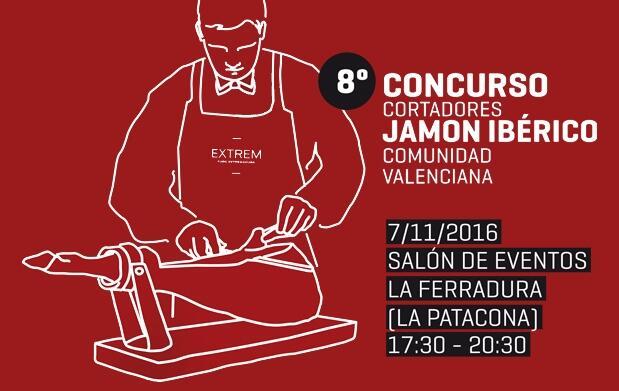 Concurso de cortadores de jamón + degustación