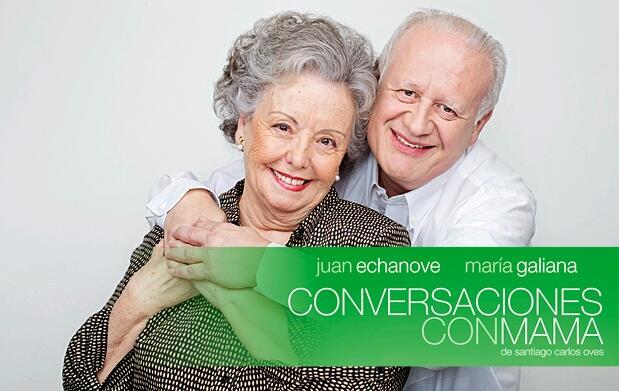 'Conversaciones con mamá' en el Olympia