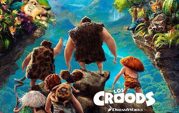 Los Croods en los cines ABC El Saler