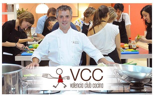 Curso de cupcakes en Valencia Club Cocina