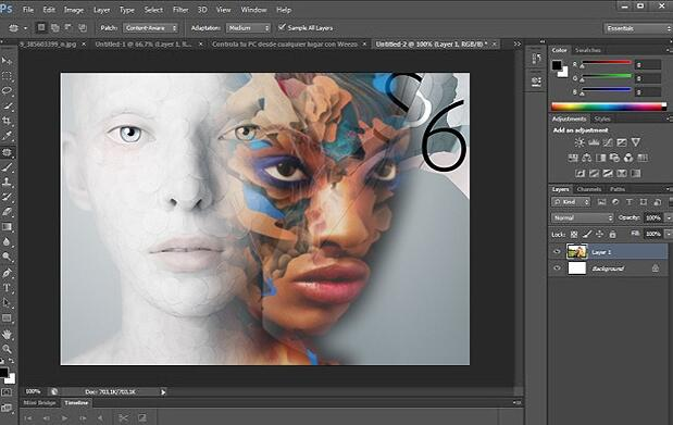 Curso de Photoshop y marketing en redes