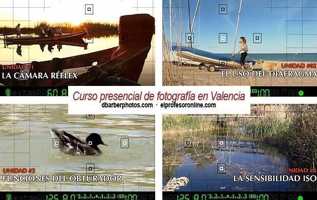 Curso presencial de fotografía por 29€