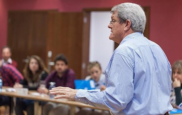 Curso presencial 'Hablar en público con eficacia'