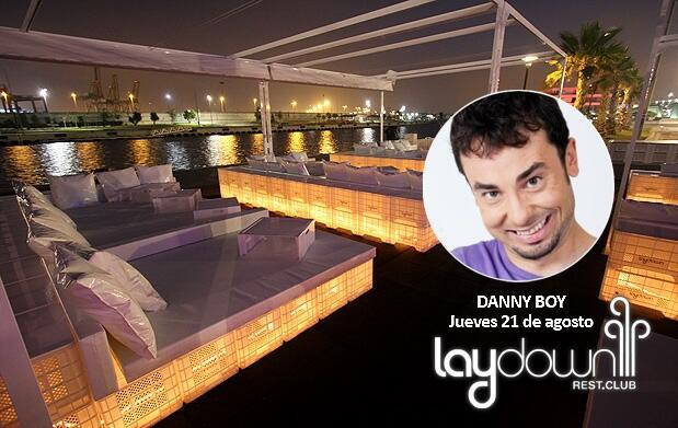 Danny Boy + mojito en Laydown por 6€