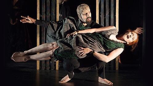 'Dead Hamlet' en el Teatro Romano de Sagunto