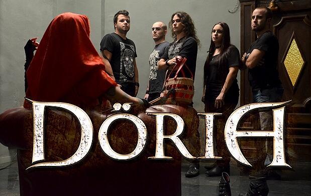 Concierto de Döria en la Sala Rock City