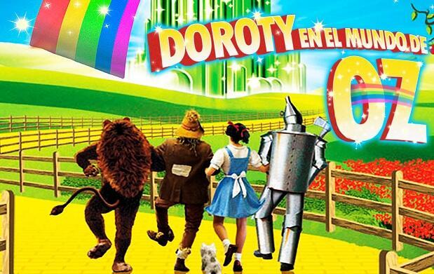 Entradas para 'Doroty en el Mundo de Oz'