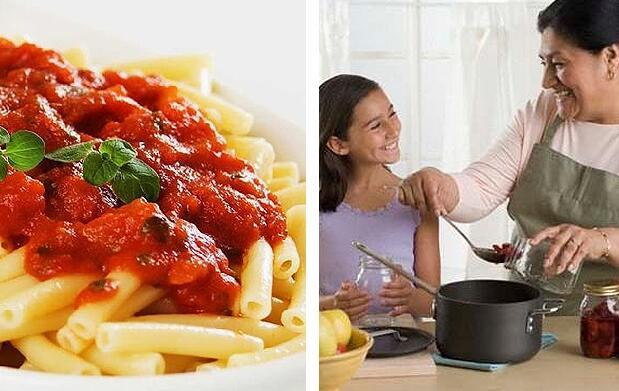 Apúntate al taller 'Cocina en familia'