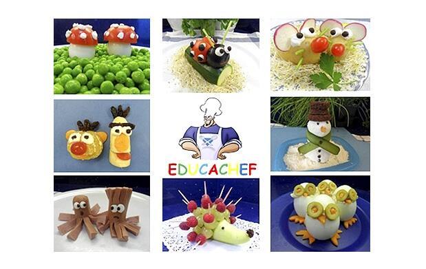 ¡Clases de cocina para niños o en familia!