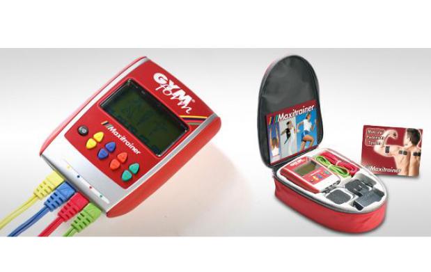 Electroestimulador Maxitrainer