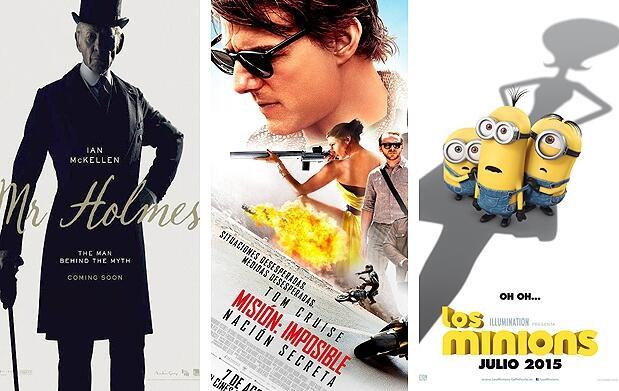 Elige película, cine y día por 5,50€