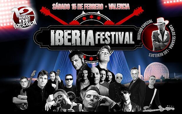Entradas para el Iberia Festival por 35€