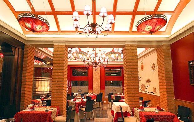 Cena y hotel para dos en El Escorial