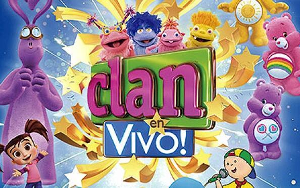 El espectáculo musical 'Clan en Vivo' llega a Valencia