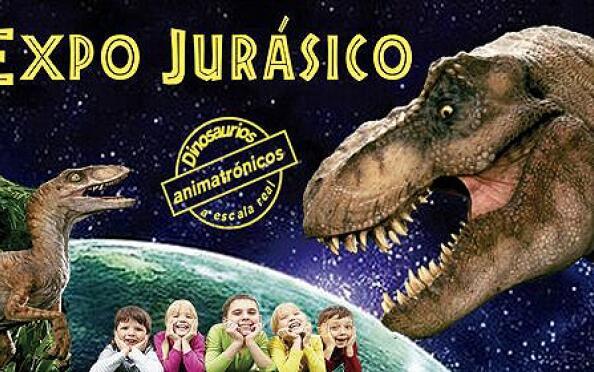 Entradas para Expo Jurásico en Valencia por 4,90€