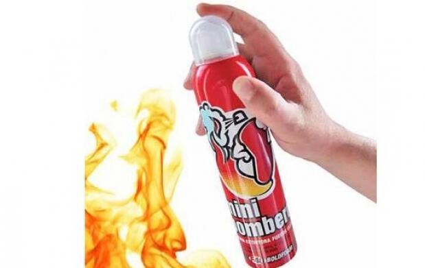 Extintor Mini Bombero