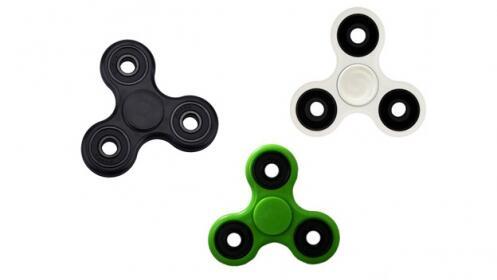 Juego anti-estrés Fidget Spinner