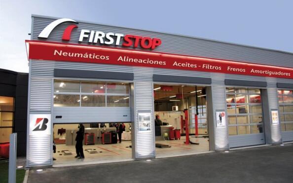 Firststop: Revisión y carga de climatización