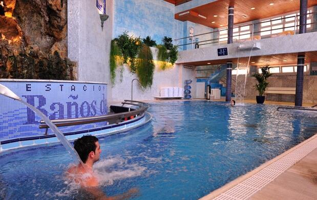 2, 3 ó 4 noches en balneario en Navarra
