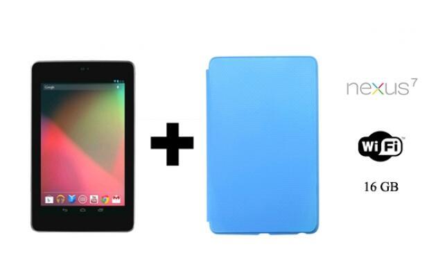 Nexus 7 Wi-Fi 16 GB reacondicionada