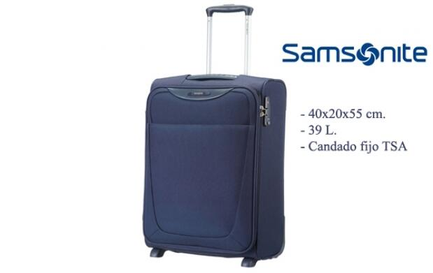 Maleta de cabina Samsonite Base Hits