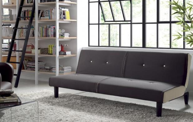 Sofá cama Clic-Clack de diseño