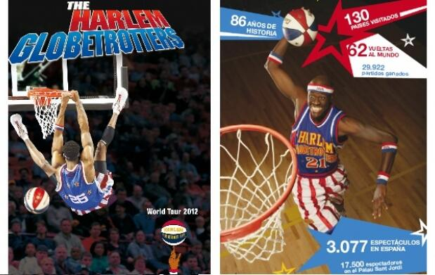 The Harlem Globetrotters por solo 12 €