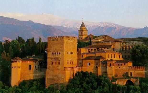 Escápate este San Valentín a Granada