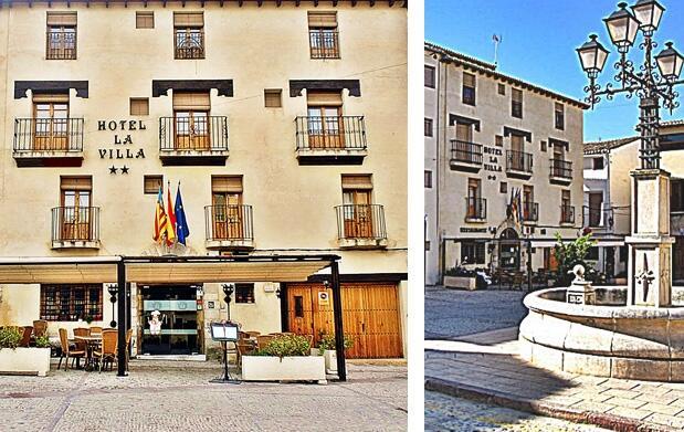 Escapada al Hotel La Villa de Requena