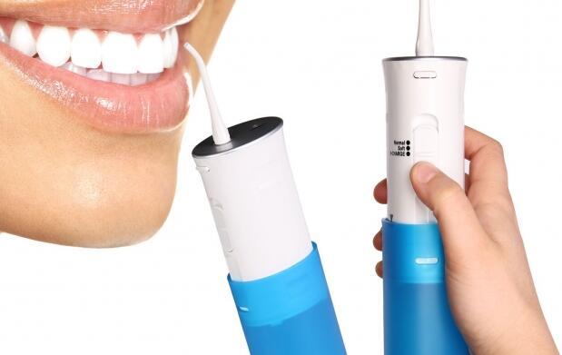 Irrigador dental recargable por 39€
