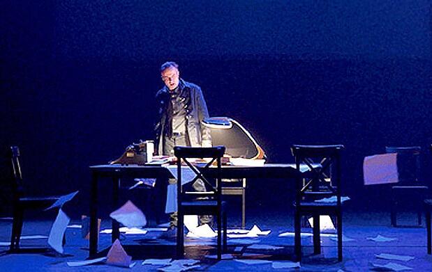 La obra Julio César en el Teatro Romano