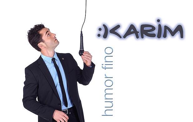 Entradas para ver 'Humor fino' de Karim
