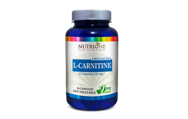 Pastillas L-Carnitina