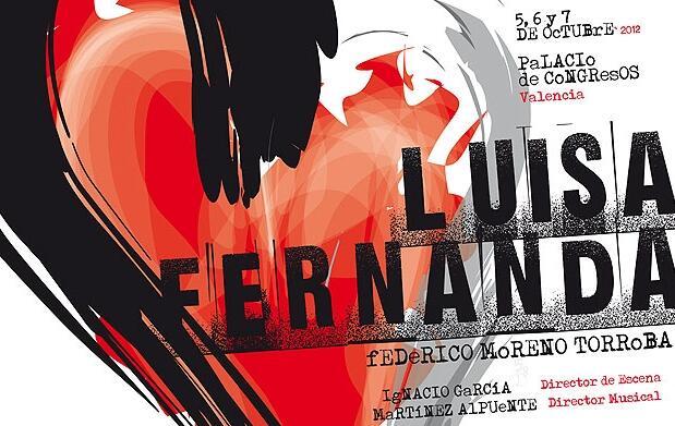 Entradas de la zarzuela Luisa Fernanda