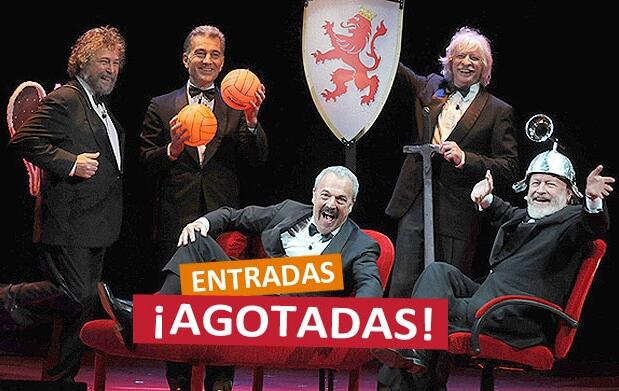 Les Luthiers trae a Valencia 'Lutherapia'