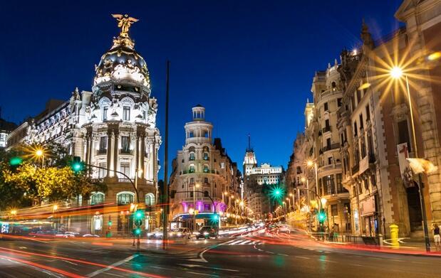 Fin de semana para dos en Madrid 4*
