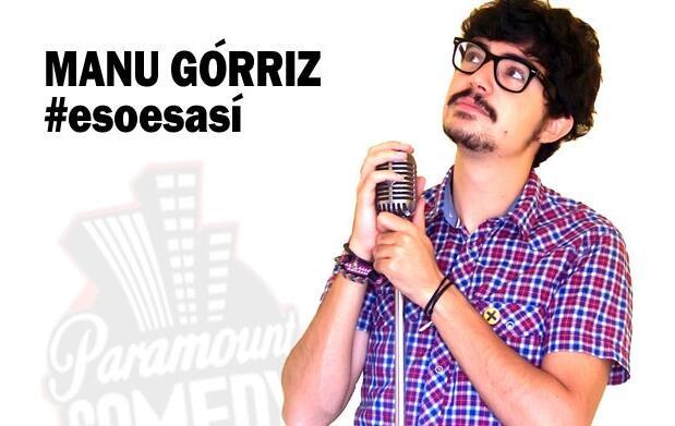 Monólogo de Manu Górriz en el TEM