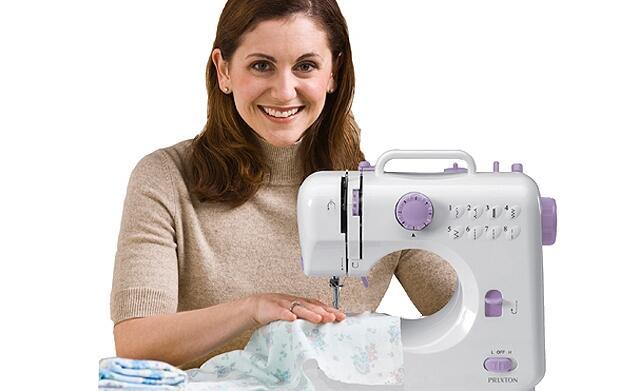 Máquina de coser Prixton por solo 44€