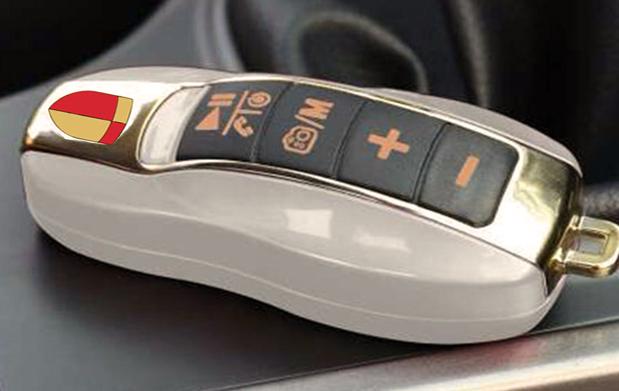 Mini altavoz-llavero bluetooth con radio FM