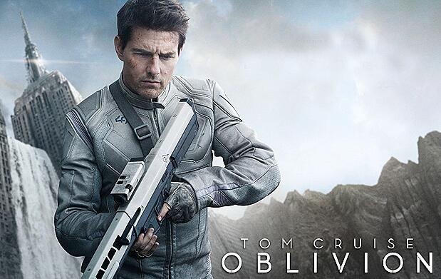 Oblivion en los cines ABC El Saler
