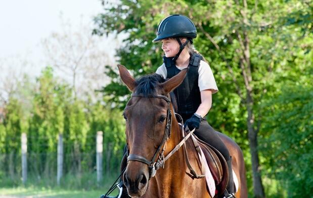 Ruta a caballo: disfruta de la naturaleza