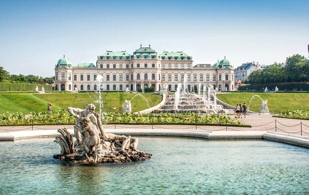Viena-Salzburgo: 7 días en hotel 3* o 4*
