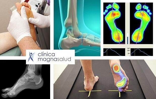 Visita podológica + sesión de quiropodia