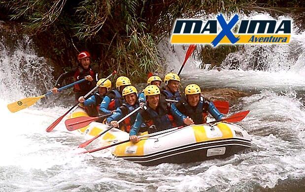 Rafting en Montanejos