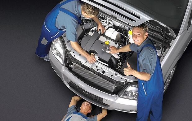 Recarga el aire acondicionado del coche