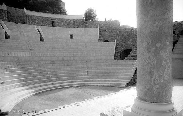 Estreno de Rey Lear en el Teatro Romano