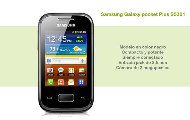 Samsung Galaxy Pocket Plus S5301 (Libre)